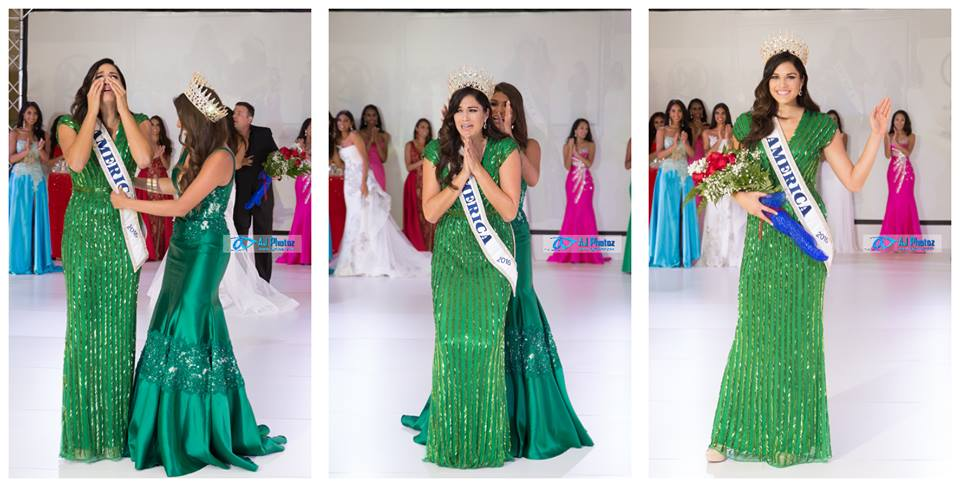 """A Queen's Conversation"" Client Audra Mari Crowned Miss World America 2016"